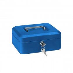 Caisse à monnaie ARREGUI Elegant - C-9215 - Bleu - 80x152x118mm