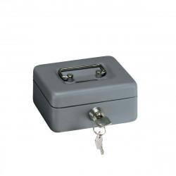 Caisse à monnaie ARREGUI Elegant - C-9006 - Graphite - 60x125x95mm