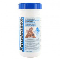 Lingette de nettoyage Paracleanex DL Chemicals 70pc 20cm x 30cm