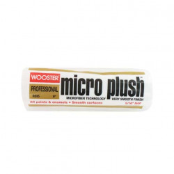 Manchon microfibre 23cm x 8mm microplush Wooster professional R235 9