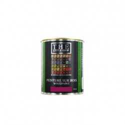Peinture sur bois Little Shop Of Colors Rouge Rosetta 500ml