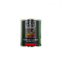 Peinture sur bois Little Shop Of Colors Rouge Ready 500ml
