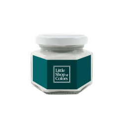 Peinture sur bois Little Shop Of Colors Bleu Byzantin 100 ml