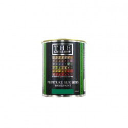 Peinture sur bois Little Shop Of Colors Vert Green Wonder 500ml