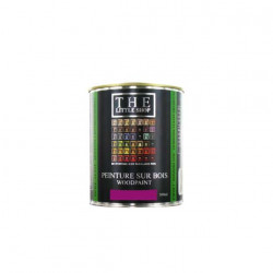 Peinture sur bois Little Shop Of Colors Rouge Cranberries 500ml