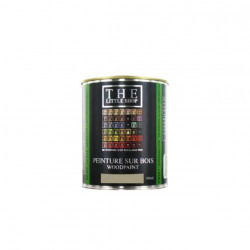 Peinture sur bois Little Shop Of Colors Gris Fleur De Sel 500ml