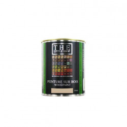 Peinture sur bois Little Shop Of Colors Blanc Taj Mahal 500ml