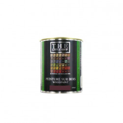 Peinture sur bois Little Shop Of Colors Gris Tottington 500ml