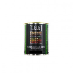 Peinture sur bois Little Shop Of Colors Gris Black Bullet 500ml