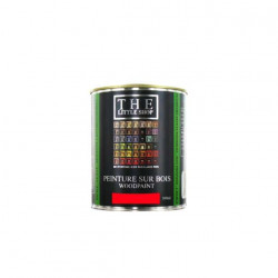 Peinture sur bois Little Shop Of Colors Rouge Sanguine 500ml
