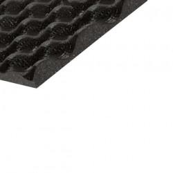 Mousse alvéolaire film polyuréthane 200x100cm épaisseur 25 mm densité 31kg par m3