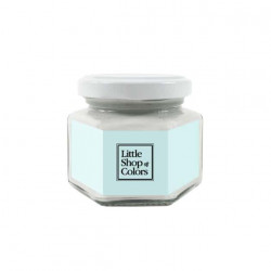 Peinture sur bois Little Shop Of Colors Bleu Powder Blue 100 ml