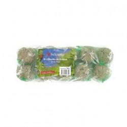 Boules de graisse avec filet Belcanto 8+2 pièces