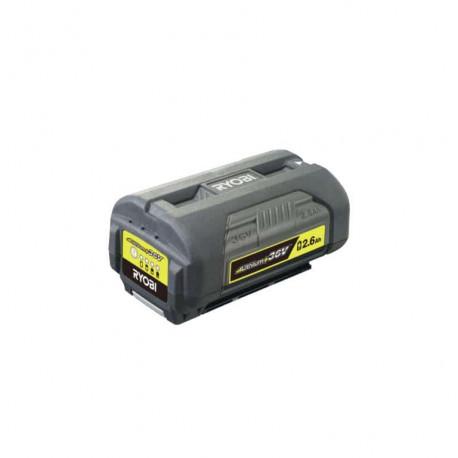 Batterie RYOBI 36V Lithium Plus 2.6Ah BPL3626D