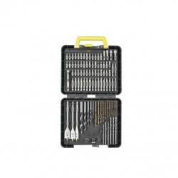 Coffret RYOBI 95 accessoires - perçage, vissage et boulonnage RAK95DDF