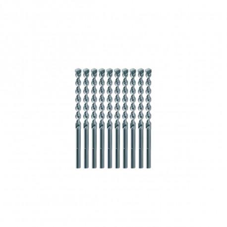 Jeu de 10 forets SDS+ 2 taillants AEG 6x160mm 4932352259