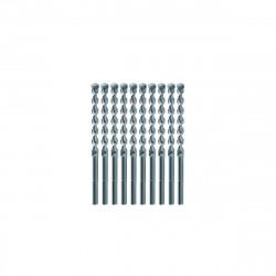 Jeu de 10 forets SDS+ 2 taillants AEG 6x160mm 4932352260
