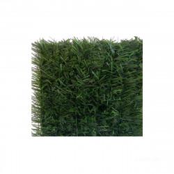 Lot de 8 rouleaux haie artificielle JET7GARDEN 2x3m - vert thuyas - 126 brins SUPRA