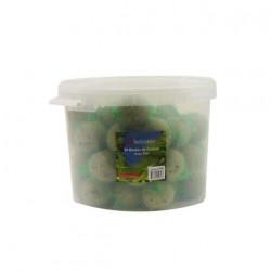 Boules de graisse avec filet Belcanto 50 pièces