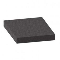 Mousse de filtration PPI-10 noire 2x1m épaisseur 30mm