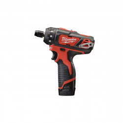 Perceuse Visseuse MILWAUKEE M12 BD-202C - 2 batteries 12V Li-Ion 2.0Ah - 1 chargeur 4933441900