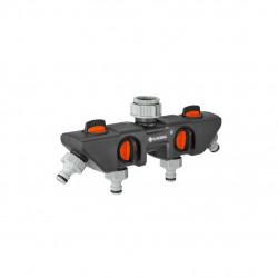 Sélecteur 4 circuits GARDENA 8194-20