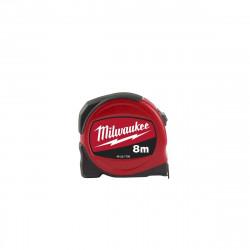 Mètre ruban MILWAUKEE 8m - compact 25mm 48227708