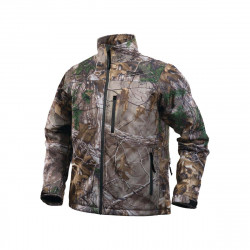 Veste chauffante camouflage Milwaukee M12 HJ CAMO4-0 taille S sans batterie ni chargeur 4933451596