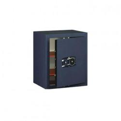 Coffre fort mobile monolithique combinaison à disque pression manuelle série 380 stark 386 490x424x500mm