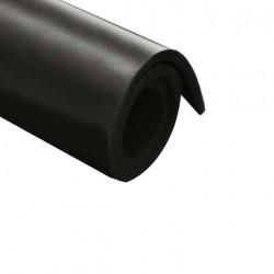Feuille caoutchouc nitrile 100x140cm épaisseur 4mm