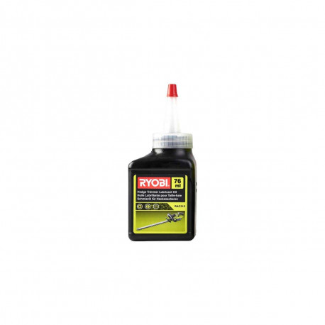 Huile lubrifiante pour taille-haies 76 ml RAC312