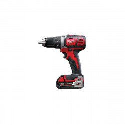 Perceuse visseuse MILWAUKEE M18 BDD-202X - 2 batteries 18V 2.0Ah - 1 chargeur M12-18C 4933446195