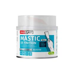Mastic Soloplast type ferro élastic blanc 435g avec durcisseur