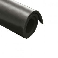 Feuille caoutchouc naturel 100x140cm épaisseur 4mm