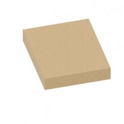 Plaque fibre eco 1x1m épaisseur 1mm
