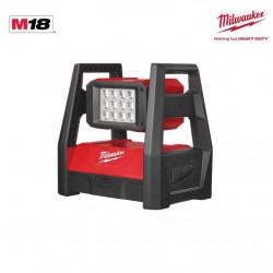Projecteur de chantier MILWAUKEE M18 HAL-0 - sans batterie ni chargeur 4933451262
