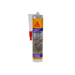 Mastic colle multi-usage SIKA Sikaflex Crystal Clear - Transparent - 300ml