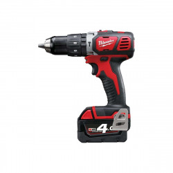 Perceuse percussion Milwaukee M18 BPD-402X - 2 batteries 18V Li-Ion 4.0Ah - 1 chargeur 4933446192