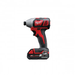 Visseuse à chocs compacte MILWAUKEE M18 BID-202C - 2 batteries 18V 2.0Ah - 1 chargeur M12-18C 4933443585