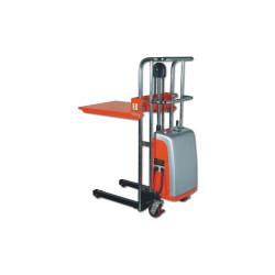Gerbeur semi-électrique - levée 150 cm - 400 kg