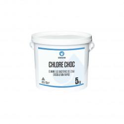 Chlore choc 5kg - granulés 150/10m3