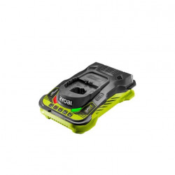 Chargeur super rapide RYOBI 18V OnePlus Lithium-ion RC18150
