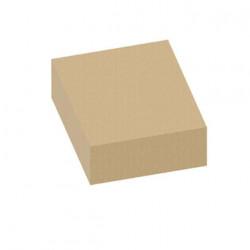 Plaque fibre eco 1x1m épaisseur 2mm