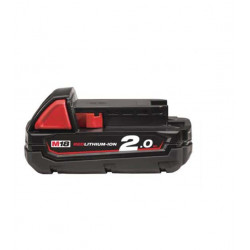 Batterie MILWAUKEE M18 B2 REDLITHIUM Li-lon 2.0 Ah 4932430062