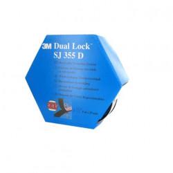 Ruban adhésif acrylique VHB 3M Dual Lock SJ355D 1mètre