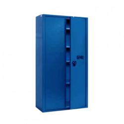 Armoire de sécurité serrure à clef combinaison à disques série AS190 stark AS194C 1000x1000x500mm