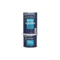 Mastic léger epoxy Lightfiller avec durcisseur Yachtcare 1,2 kg