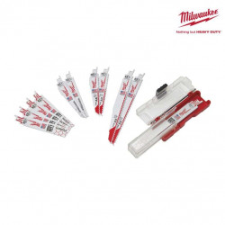 Set 12 lames sawzall MILWAUKEE - 49222229