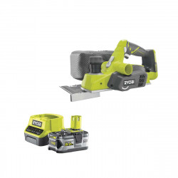 Pack RYOBI rabot 18V OnePlus 82mm R18PL-0 - 1 batterie 5.0Ah - 1 chargeur rapide 2.0Ah RC18120-150