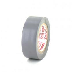Ruban adhésif 15 mm PVC électrique Scapa 2702 gris x 5